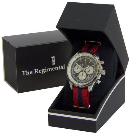 Adjutant General's Corps Military Chronograph Watch - regimentalshop.com
