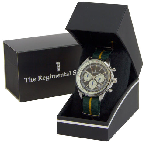 Devonshire and Dorset Regiment Military Chronograph Watch