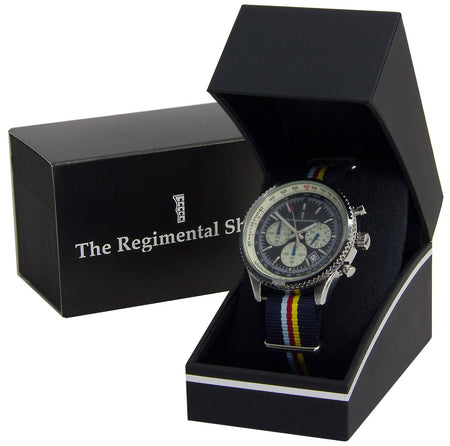 Corps of Army Music Military Chronograph Watch - regimentalshop.com