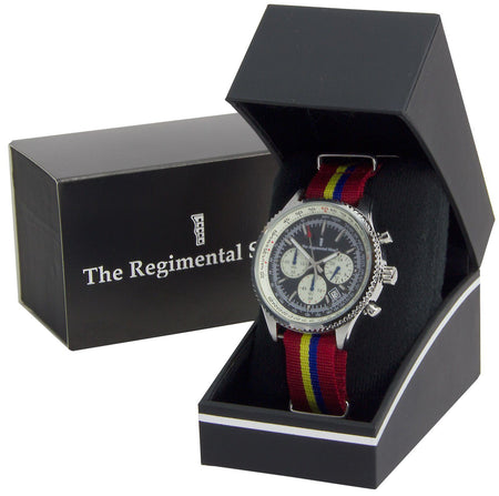 Royal Military Academy (Sandhurst) Military Chronograph Watch - regimentalshop.com