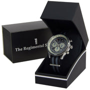 NATO Military Chronograph Watch - regimentalshop.com