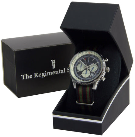 James Bond Military Chronograph Watch - regimentalshop.com