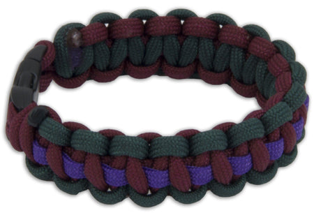 Royal Regiment of Scotland  Paracord Bracelet - regimentalshop.com