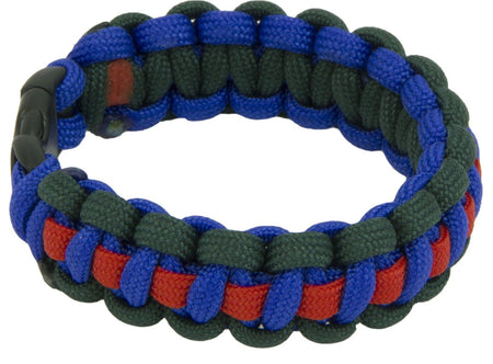 Royal Irish Regiment  Paracord Bracelet (delay to production until mid March) - regimentalshop.com