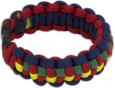 Royal Marines Paracord Bracelet - regimentalshop.com