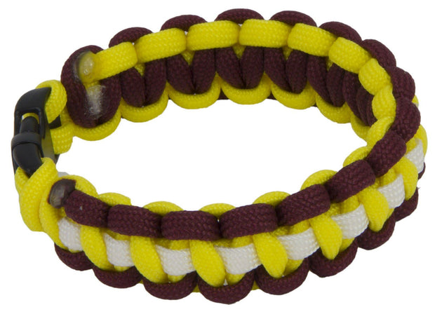 The Royal Lancers Paracord Bracelet - regimentalshop.com
