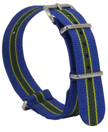 Queen's Royal Hussars G10 Watch Strap - regimentalshop.com