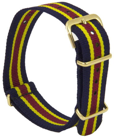 Royal Army Veterinary Corps (RAVC) G10 Watch Strap - regimentalshop.com