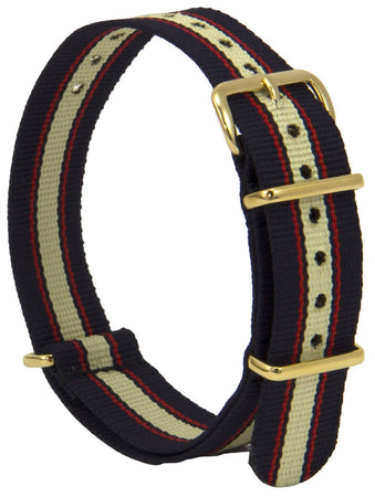 Royal Gloucestershire Berkshire and Wiltshire G10 Watch Strap - regimentalshop.com
