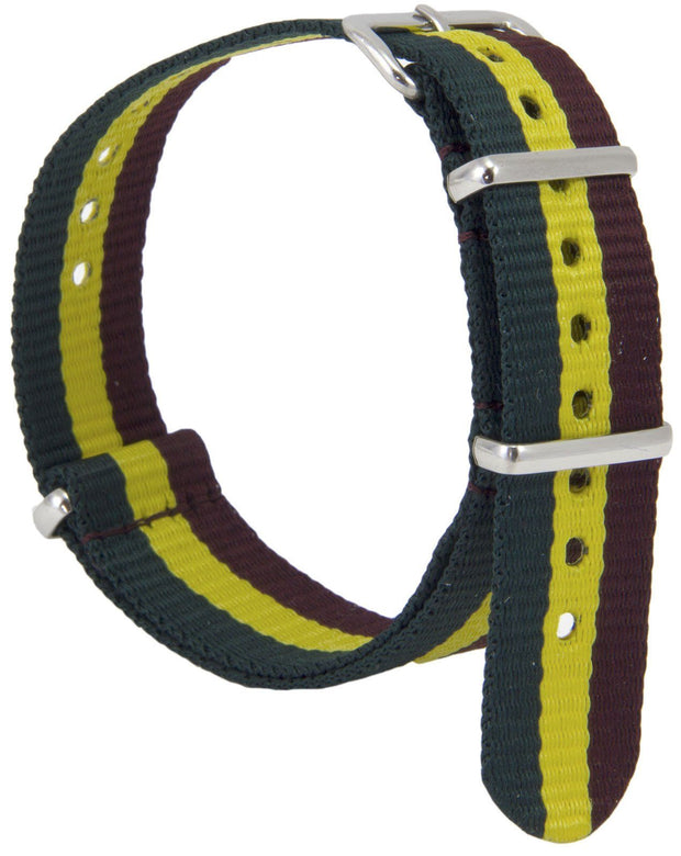 Royal Dragoon Guards G10 Watch Strap - regimentalshop.com