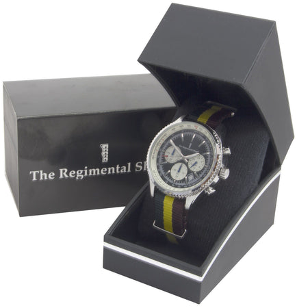 Royal Dragoon Guards Military Chronograph Watch - regimentalshop.com