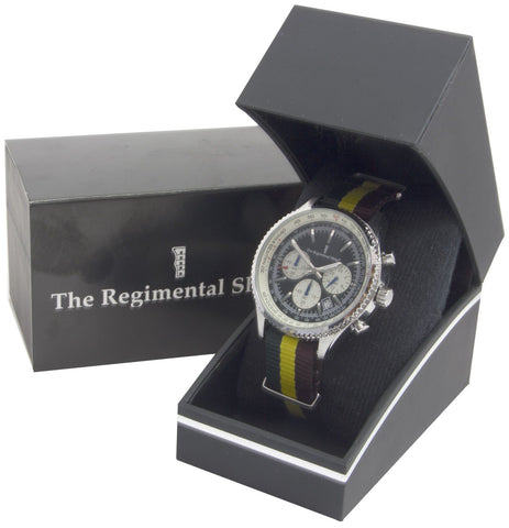 Royal Dragoon Guards Military Chronograph Watch