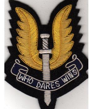 Special Air Service (SAS) Blazer Badge