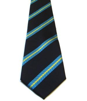 Hong Kong Service 1841 - 1997 Polyester Tie