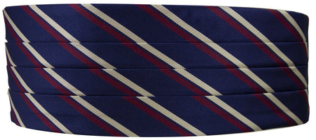 2nd Battalion Royal Anglian (Poachers) Regiment Polyester Cummerbund - regimentalshop.com