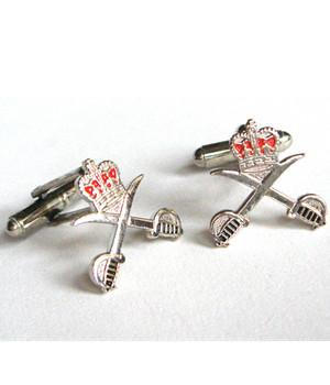 Army School of Physical Training Cufflinks