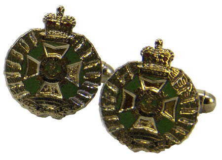 Royal Green Jackets Cufflinks - regimentalshop.com