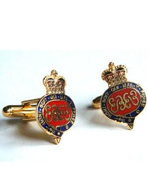 Grenadier Guards Cufflinks - regimentalshop.com