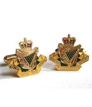 8th King's Royal Irish Hussars Cufflinks - regimentalshop.com