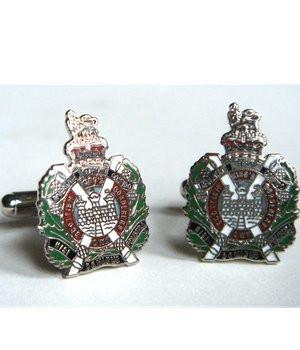 King's Own Scottish Borderers Cufflinks - regimentalshop.com