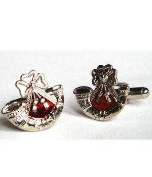 Light Infantry Cufflinks - regimentalshop.com