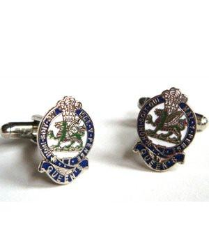 Queen's Regiment Cufflinks