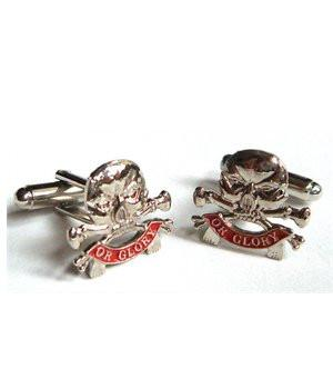 Queen's Royal Lancers Cufflinks - regimentalshop.com