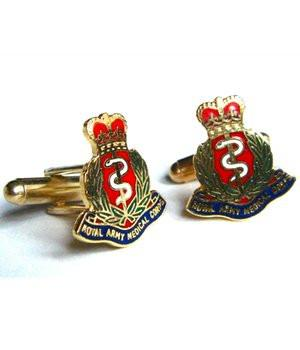 Royal Army Medical Corps (RAMC) Cufflinks - regimentalshop.com
