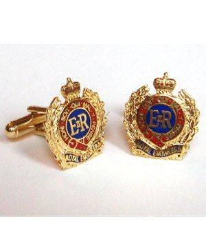 Royal Engineers Cufflinks - regimentalshop.com