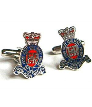 Royal Horse Artillery Cufflinks
