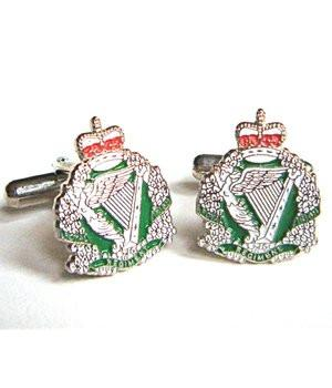Royal Irish Regiment Cufflinks - regimentalshop.com
