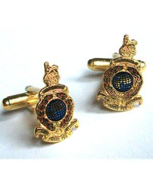 Royal Marines Cufflinks - regimentalshop.com