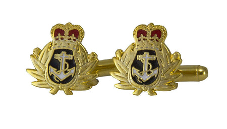 Royal Navy Cufflinks - regimentalshop.com