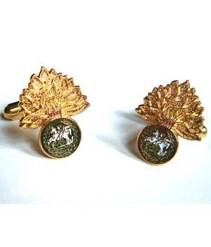 Royal Regiment of Fusiliers Cufflinks - regimentalshop.com