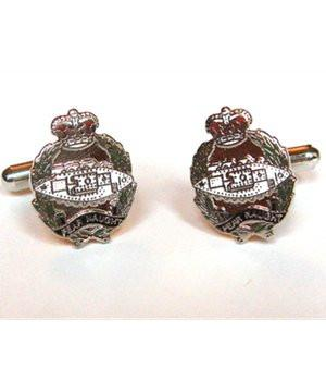 Royal Tank Regiment Cufflinks - regimentalshop.com