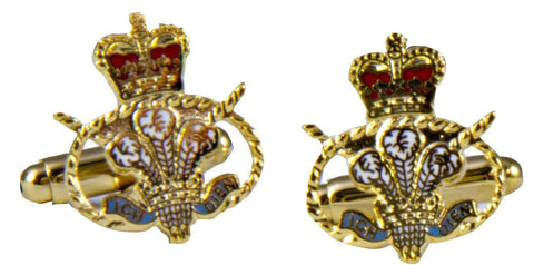 The Royal Welsh Cufflinks
