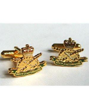 South Staffordshire Regiment Cufflinks