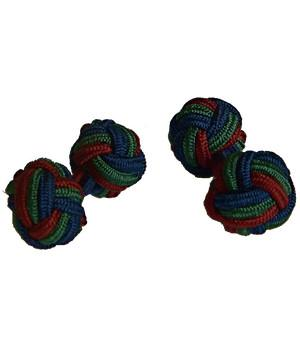 Black Watch Knot Cufflinks