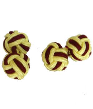 King's Royal Hussars Knot Cufflinks