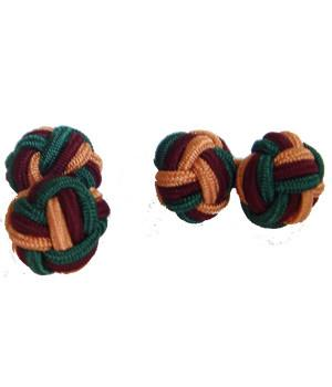 Mercian Regiment Knot Cufflinks