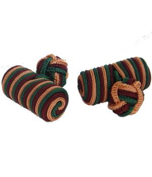 Mercian Regiment Barrel Cufflinks - regimentalshop.com