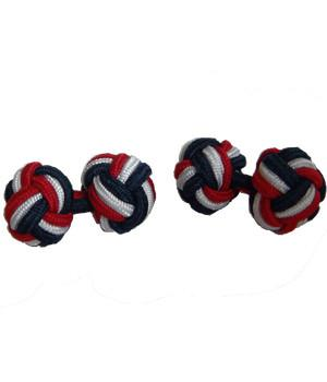 Royal Navy Knot Cufflinks - regimentalshop.com