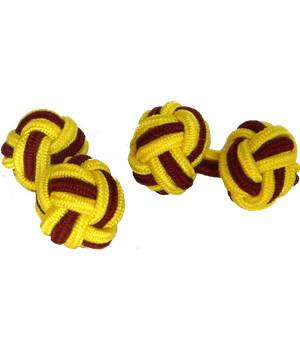 Royal Regiment of Fusiliers Knot Cufflinks - regimentalshop.com