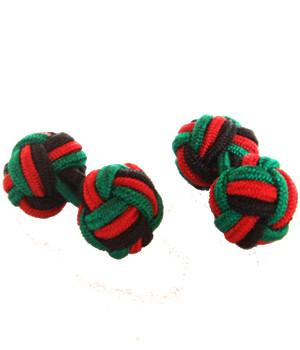Yorkshire Regiment Knot Cufflinks - regimentalshop.com