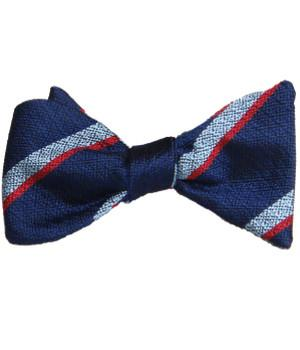 Army Air Corps Silk Non Crease (Self Tie) Bow Tie - regimentalshop.com