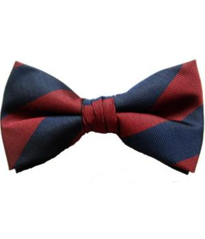 Household Division Polyester (Pretied) Bow Tie - regimentalshop.com