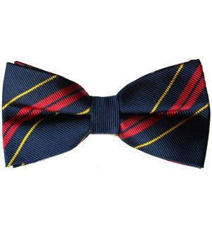 Royal Logistic Corps Silk (Pretied) Bow Tie