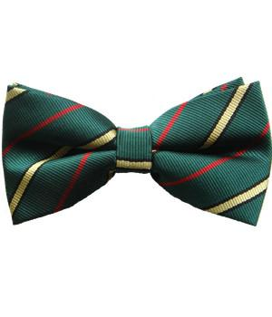 South Staffordshire Regiment Polyester (Pretied) Bow Tie
