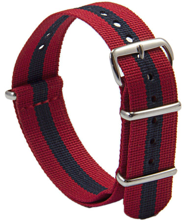 Adjutant General's Corps G10 Watch Strap - regimentalshop.com