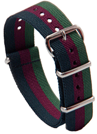 Black Watch G10 Watch Strap - regimentalshop.com